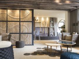 Hôtel & Spa Les Bains d'Arguin by Thalazur, hotel in Arcachon