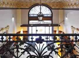 Cuatro Naciones, hotel near Santa Maria del Mar, Barcelona