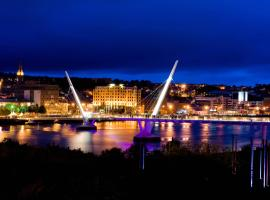 City Hotel, hotel near Otway Golf Club, Derry Londonderry