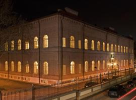 Park Hotel Pacchiosi, hotel near Parma International Airport - PMF, Parma
