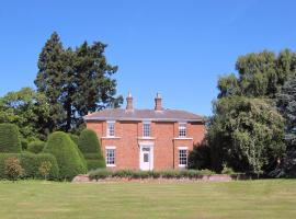 The Grange, hotel in East Barkwith