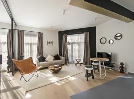 Smartflats Premium - Palace du Grand Sablon, hotel in Brussels