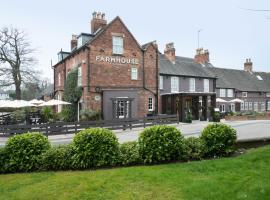 The Farmhouse, hotel in Derby