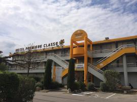 Premiere Classe Marseille La Valentine, hotel in Marseille