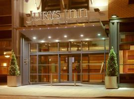 Jurys Inn Dublin Parnell Street, hotel Dublinban