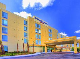 SpringHill Suites Tampa North/Tampa Palms, boutique hotel in Tampa