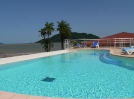 Appart' hôtel Montjoyeux Les Vagues, hotel in Cayenne