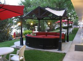 River Terrace Inn, hotel v destinaci Green River