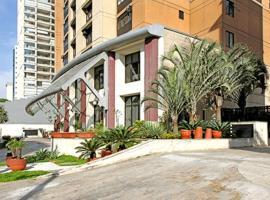 Travel Inn Live & Lodge Ibirapuera Flat Hotel, hotel in Sao Paulo