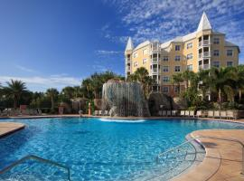 Hilton Grand Vacations at SeaWorld, hotel perto de Discovery Cove do SeaWorld, Orlando