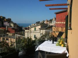 Locanda Ca Da Iride, hotel a Riomaggiore