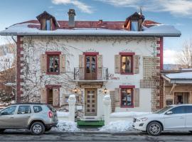Hôtel Les Cimes, hôtel à Megève près de: Remontée mécanique Mont d'Arbois