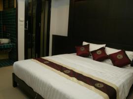 Warawan Resort and Hotel, hotel in Prachuap Khiri Khan