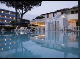 Hotel Rosa Dei Venti, hotel v Lignanu Sabbiadoru