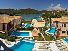 Ornela Beach Resort & Villas, διαμέρισμα στα Σύβοτα