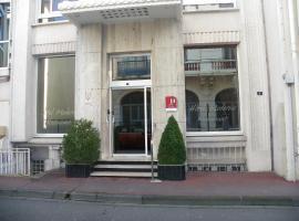 Hotel Moderne, hôtel à Vichy