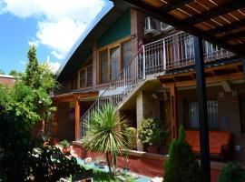 Hotel Francia, hotel in San Rafael