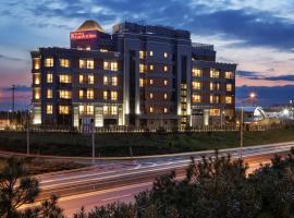 Hilton Garden Inn Corlu, hotel in Çorlu