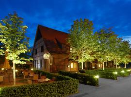 Hotel Restaurant Kloppendiek, hotel near Winterswijk Golf, Zwillbrock