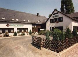 Hotel Mühlenhof, Hotel in der Nähe von: Kurhaus Berggießhübel, Heidenau