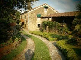 Casa Dos Cregos, hotel in Bascuas