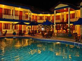 Pousada Só Natureza, hotel with pools in Abraão