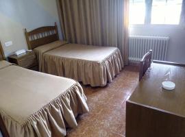 Hotel Europa, hotel in Tomelloso