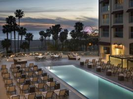 Loews Santa Monica Beach Hotel, hôtel 5 étoiles à Los Angeles