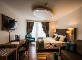 Hotel Rousseau, hotel in Geneva