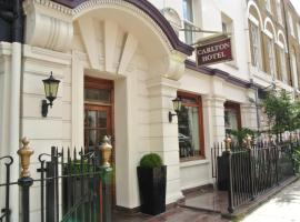Carlton Hotel, hotel in Kings Cross St Pancras, London