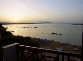 Elena Beach, hotel in Nea Hora, Chania Town