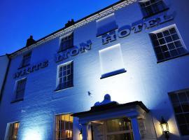 The White Lion Hotel, hotel in Aldeburgh