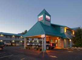 Alpine Inn, hotel in Valemount