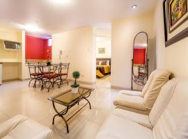 Casa Fanning Hotel, serviced apartment in Lima
