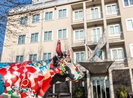 Hotel Mosaico, отель в Равенне