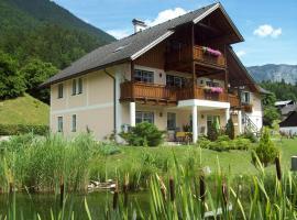 Apartmenthaus Simmer, hotel in Obertraun