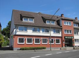 Hotel - Restaurant Reher Hof, hotel near Hagen Central Station, Hagen