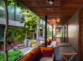 Banlansuan Resort, hotel in Cha Am