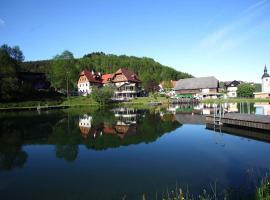 Seegasthof Breineder - Familien & Seminarhotel, hotel in Mönichwald