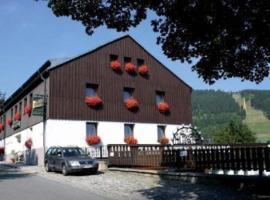 Hotel Zum Alten Brauhaus, Hotel in Kurort Oberwiesenthal