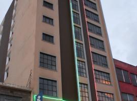 Eron Hotel Suites, отель в Найроби