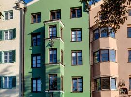 Cityhotel Schwarzer Bär Innsbruck, отель в Инсбруке