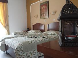 Nikos Studios, pet-friendly hotel in Kefalos