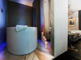 HT6 Hotel Roma, luxury hotel in Rome