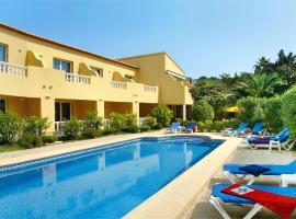 Hotel Montemar, hotel en Benissa