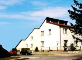 Pension Karst Blansko, hotel en Blansko