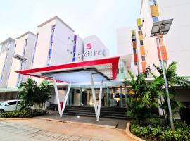 Swift Inn Aeropolis Airport, hotel in Tangerang