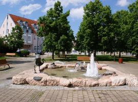 Parkhotel Altmühltal, hotel in Gunzenhausen