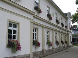 Hotel Garni - Haus Gemmer, hotel in Coburg