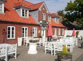 Rudbøl Grænsekro, hotel i Rudbøl